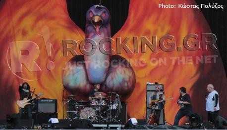 Tenacious D, Download Festival, U.K., 08/06/12