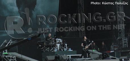 Trivium, Download Festival, U.K., 08/06/12