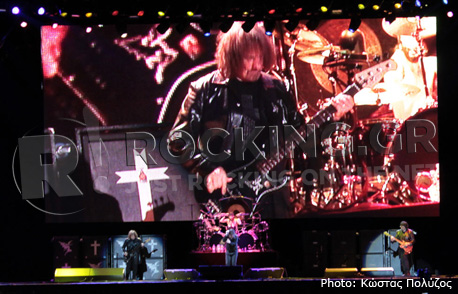 Black Sabbath, Download Festival, U.K., 10/06/12