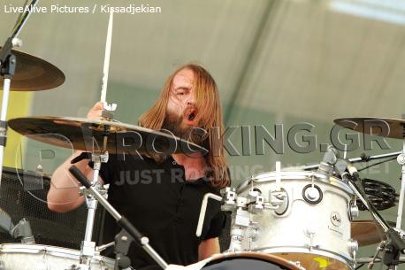 Band Of Skulls, Athens, Greece, 27/06/12