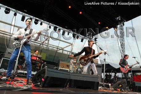 Miles Kane, Athens, Greece, 27/06/12