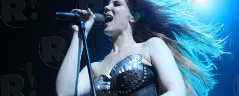 Epica, Skeptical Minds, Seduce The Heaven @ Gagarin 205, 26/05/12