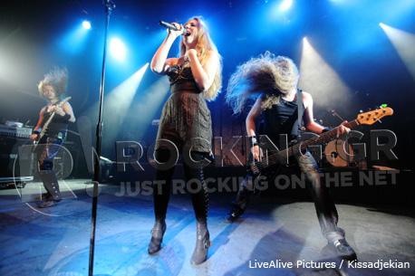 Epica, Athens, Greece, 26/05/12