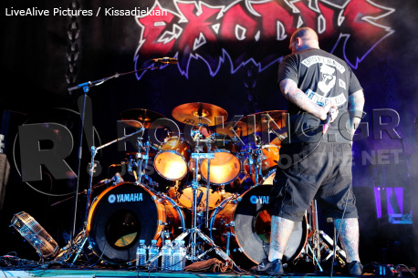 Exodus, Athens, Greece, 09/06/12
