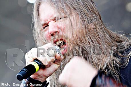Amon Amarth, Arena Fiera, Milano, 21/06/12