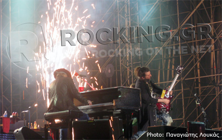 Guns N' Roses, Arena Fiera, Milano, 22/06/12