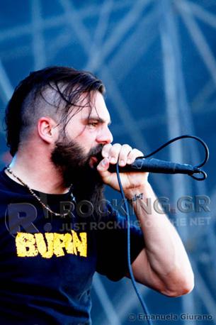 Killswitch Engage, Arena Fiera, Milano, 22/06/12