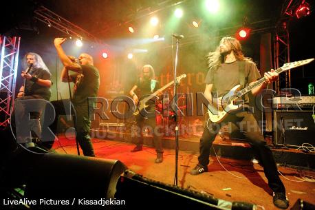 Battleroar, Athens, Greece, 22/09/12