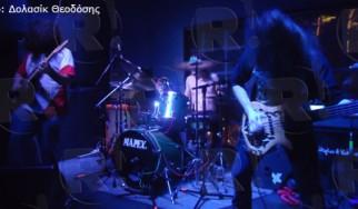 La Otracina, Kadavar, Godsleep @ Six D.O.G.S., 22/05/12