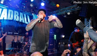 Madball, Overpain, All Vows Collapse @ Κύτταρο, 17/11/12