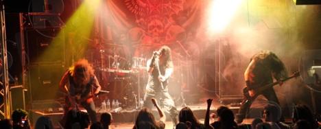 Marduk, Immolation, Noctem, Forsaken World, Heaving Earth @ Κύτταρο, 08/09/12