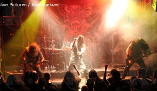 Marduk, Immolation, Noctem, Forsaken World, Heaving Earth @ Κύτταρο, 08/09/12