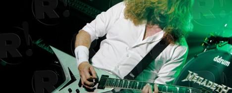 Megadeth, Kvelertak @ Entertainment Stage, 20/06/12