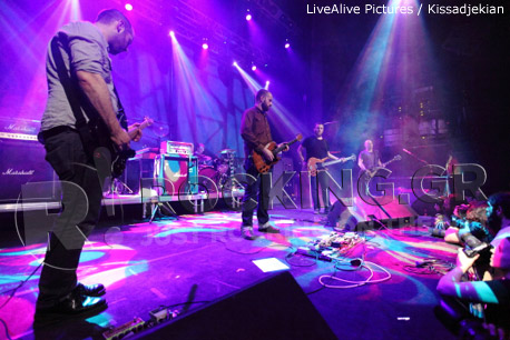 Mogwai, Athens, Greece, 21/01/2012