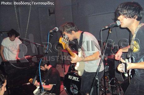 Acid Baby Jesus, Athens, Greece, 07/12/12