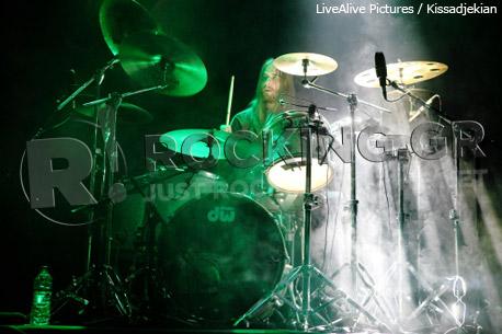 Opeth, Athens, Greece, 04/03/2012