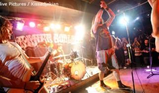 Orange Goblin live σε Αθήνα και Θεσσαλονίκη, 04-06/10/12