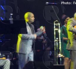 Orquesta Buena Vista Social Club (feat. Omara Portuondo), Grupo Inle @ Κλειστό Γυμναστήριο Φαλήρου (Tae Kwon Do), 01/12/12