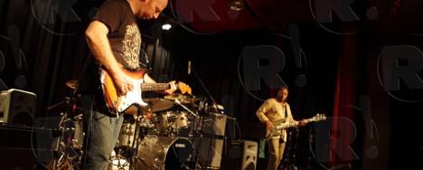 Oz Noy Trio @ Αθηνά Live, 12/05/12