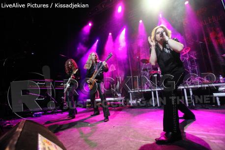 Royal Hunt, Athens, Greece, 28/04/12