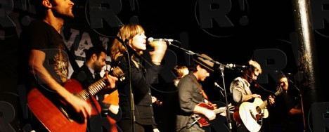 The Revival Tour @ The Garage, Γλασκώβη, Σκωτία, 17/11/12