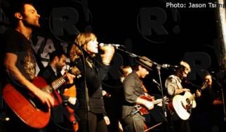 The Revival Tour @ The Garage, Glasgow, Scotland, 17/11/12