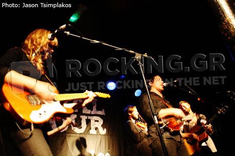 The Revival Tour, Glascow, Scotland, 17/11/12