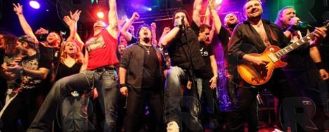 Rock 'n' Roll Children @ Κύτταρο, 13/05/2012