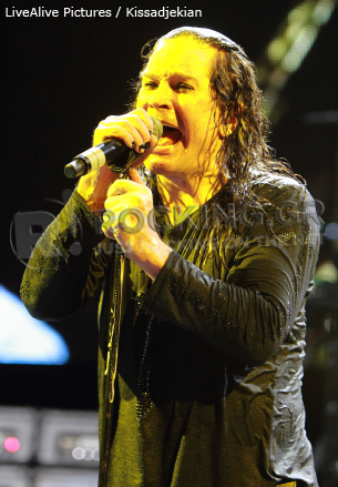 Ozzy & Friends @ Rockwave Festival, Athens, Greece, 01/07/12