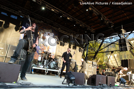 Paradise Lost @ Rockwave Festival, Athens, Greece, 01/07/12