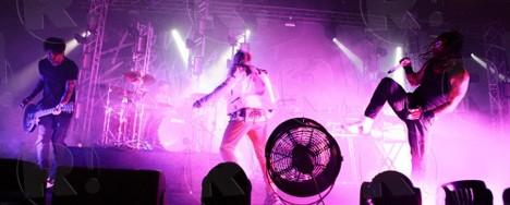 Rockwave Festival: The Prodigy, Iggy & The Stooges, Everlast, GAD., Monovine @ TerraVibe Park, 02/07/12