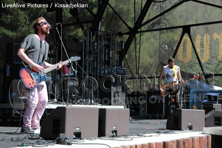 Monovine @ Rockwave Festival, Athens, Greece, 02/07/12
