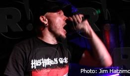 Rotten Sound, Slavebreed @ 7 Sins, 16/03/12