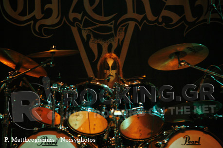 Dark Funeral, Athens, Greece, 07/01/2012