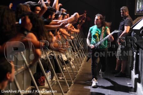 Suicidal Angels, Athens, Greece, 02/06/12
