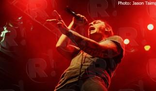 Shinedown, Halestorm, Liberty Lies @ O2 Academy (Γλασκώβη, Σκωτία), 16/02/12