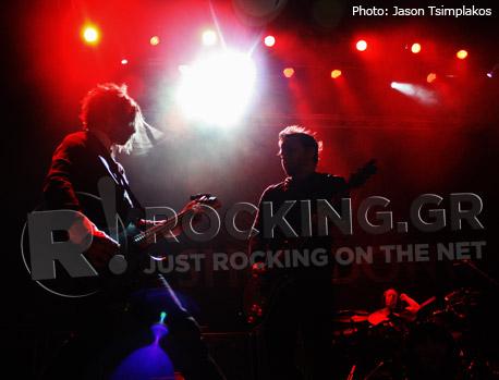 Shinedown, Glasgow, Scotland, 16/02/2012
