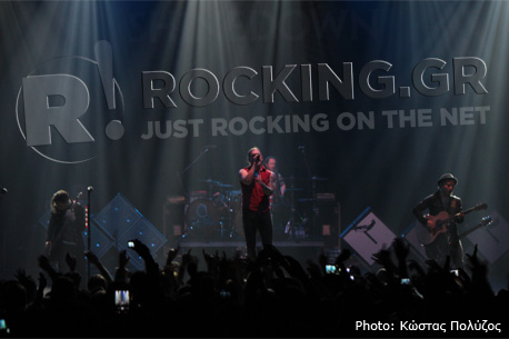 Shinedown, London, UK, 27/10/12