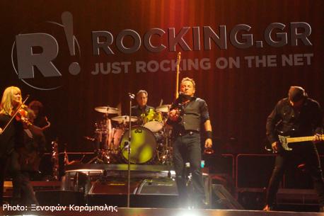 Bruce Springsteen & The E-Street Band, Estadi Olimpic, Barcelona, Spain, 17/05/12