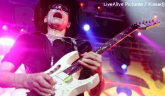 Steve Vai live σε Θεσσαλονίκη και Αθήνα, 05-06/11/12