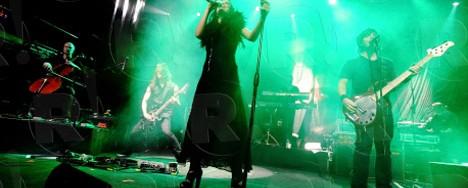Tarja, Hannibal @ Fuzz Club, 29/01/12