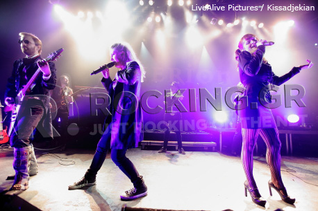 Therion, Athens, Greece, 21/10/12