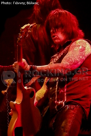 Thin Lizzy, Thessaloniki, Greece, 10/11/12