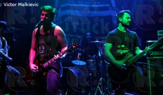 Truckfighters, Craang, Dope Flood @ Eightball Club (Θεσσαλονίκη), 06/05/12