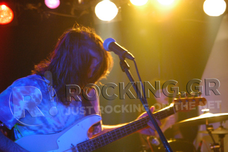 Ty Segall, Athens, Greece, 10/11/12