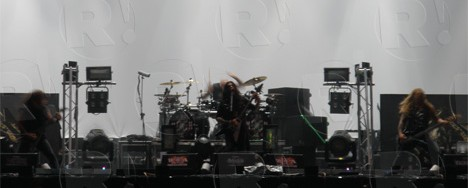 Wacken Open Air Festival 2012: Day 3 (Machine Head, Scorpions, Amon Amarth, Testament κ.α.), 04/08/12