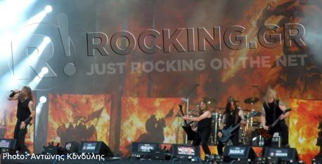 Amon Amarth @ Wacken Open Air, 04/08/12