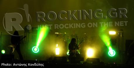 Machine Head @ Wacken Open Air, 04/08/12