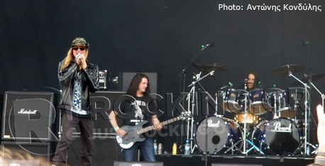 Sanctuary @ Wacken Open Air, 02/08/12