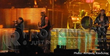 Scorpions @ Wacken Open Air, 04/08/12